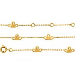 Bracelet or 375 OR 375 J...