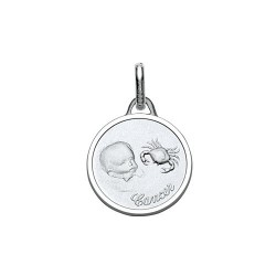 Médaille argent RHODIE...