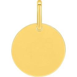 Médaille plaqué MEDAILLE PO...