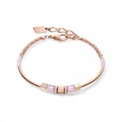 Bracelet acier Coeur de Lion